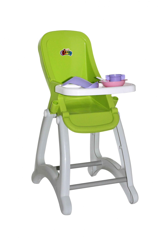Кукольный стульчик для кормления 4