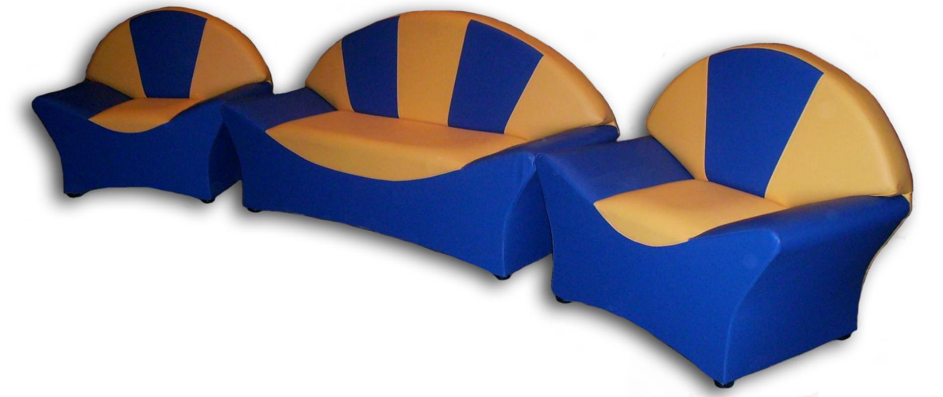 "Комплект мягкой мебели ""нептун"", цена 13 310,00 руб. - диван."