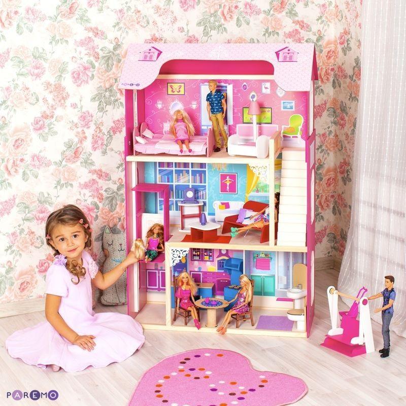 Кукольный домик купить в москве на садоводе
